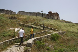 Albania - Berat Castle2