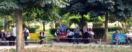 Albania - Old Men