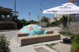Albania Road Trip Bunker