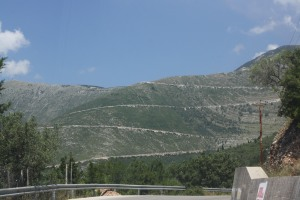 Albania Road Trip L Pass