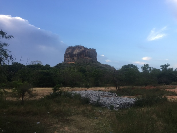 Sigiriya - Ground View