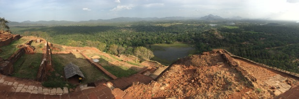 Sigiriya - Panoramic Top
