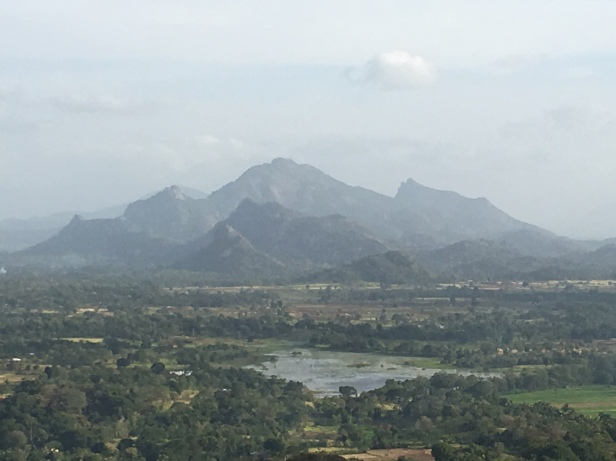 Sigiriya - View From Top 2